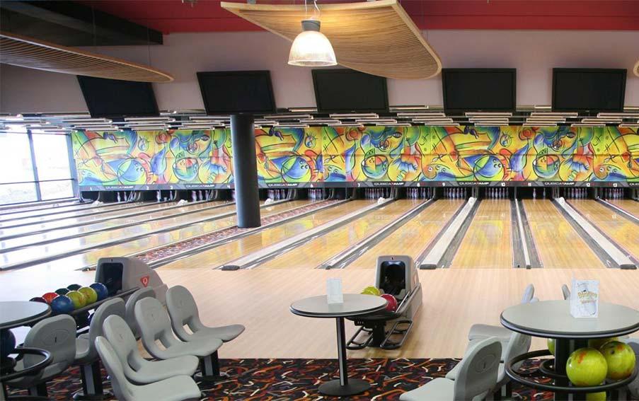 Le bowling de Margencel